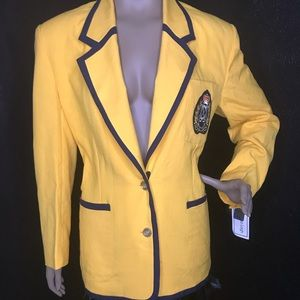 Vintage Academy Style Blazer